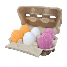 Uova da bagno con portauova