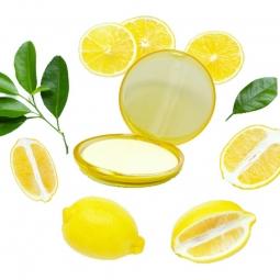 Fogli di sapone al limone